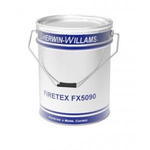 20.9 - Firetex staalcoating FX 5090 Watergedragen