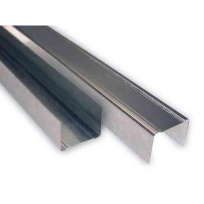 81.2 - Metal Stud U-50mm N profiel, zonder foam