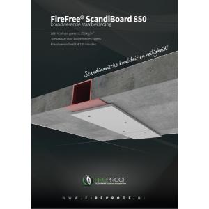 FireFree® Scandiboard