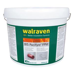 70.1 - BIS Pacifyre® FPM brandwerende mortel