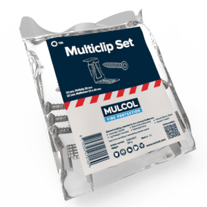 1.8 - Mulcol Multiclip set